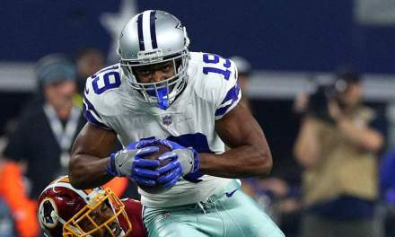 """Amari Cooper Isn't Too Concerned About a New Contract """"I'm More Focused on Actually Playing"""""""