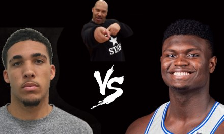 LaVar Ball Says His Son LiAngelo Is Way Better Than Zion Williamson