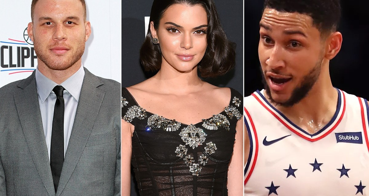 Kendall Jenner Confirmed Hanging Out with Blake Griffin in Los Angeles
