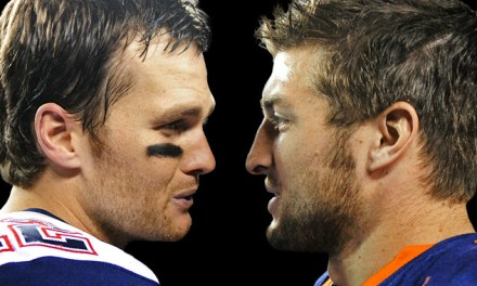 Tim Tebow Goes Into Great Detail On Why Tom Brady is a Great Human Being