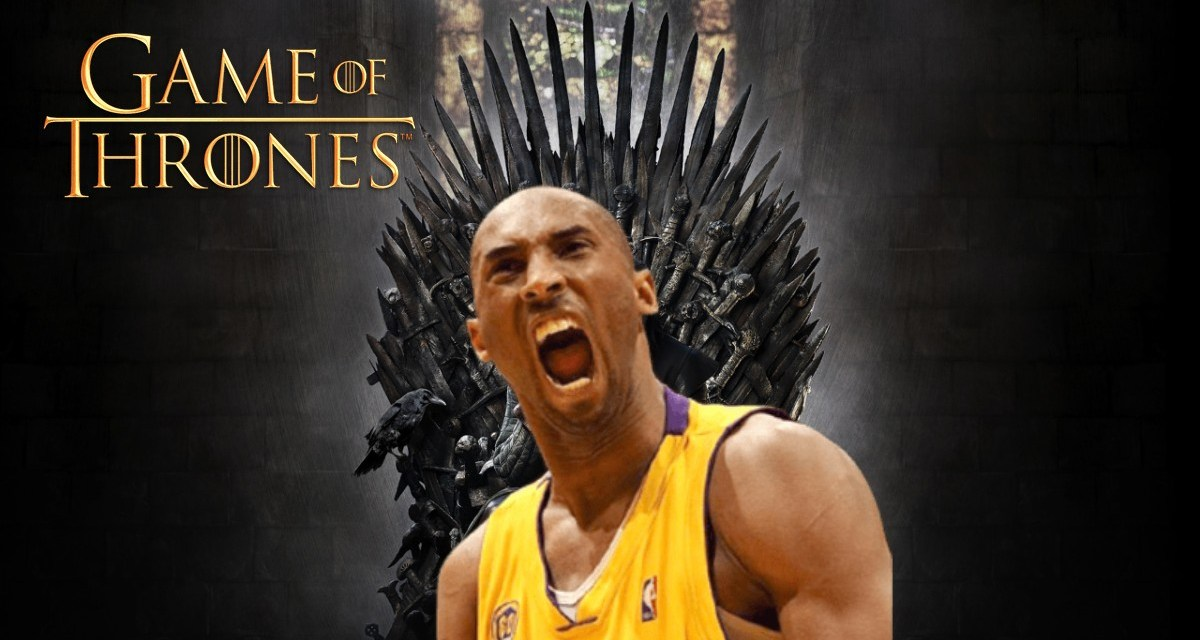 Kobe Bryant Reveals Which Game of Thrones Character He's Most Like
