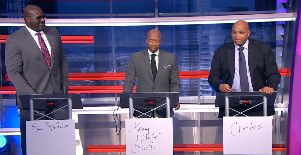 The 'Inside the NBA' Crew Tried Their Hand at Jeopardy