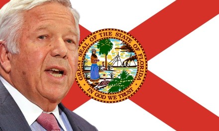 Robert Kraft Is Challenging The Florida Constitution To Keep His Privates Private