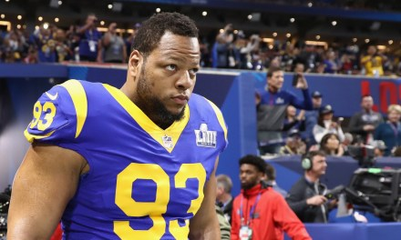 Ndamukong Suh Hints That He Could Be Joining the Giants or the Jets
