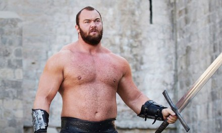 Game of Throne's 'The Mountain' Admits to Steroid Use