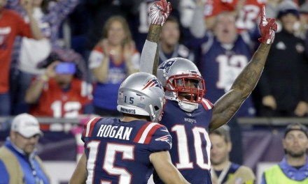 Josh Gordon Sends Chris Hogan Message After He Signs with Panthers