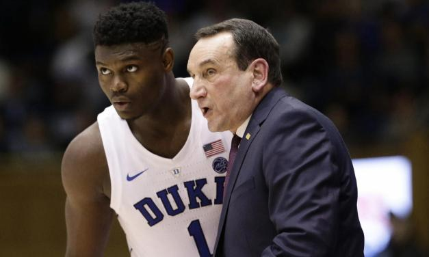 It Sounds Like There Was a Bidding War for Zion Williamson Between Duke, UNC and Kentucky