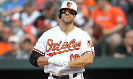 Chris Davis is Now 0-for-53, Is Staying Focused on the Process