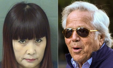 Robert Kraft Masseuse Shen Mingbi Arrested After Video Shows Sexual Encounter