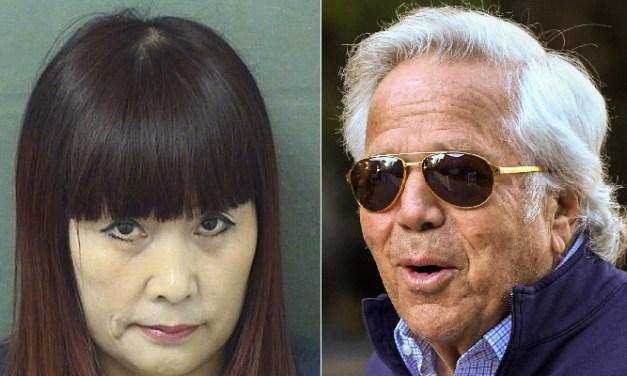 Robert Kraft Masseuse Shen Mingbi Arrested After Video Shows Sexual Encounter