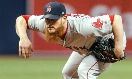 Free Agent Closer Craig Kimbrel Was Reportedly Seeking a $100 Million Deal