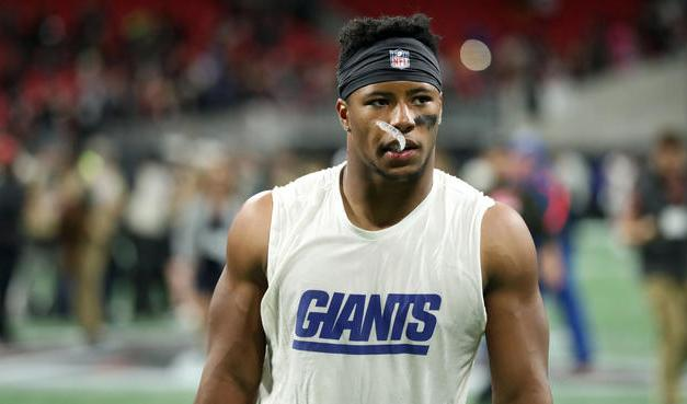 Saquon Barkley's Parents Came Very Close To Naming Him after a Legendary Rapper