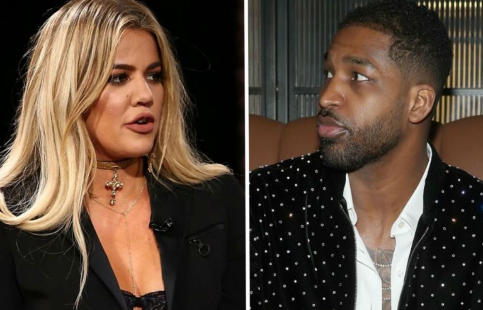 Tristan Thompson and Khloe Kardashian Reunite at Daughter's Birthday Party