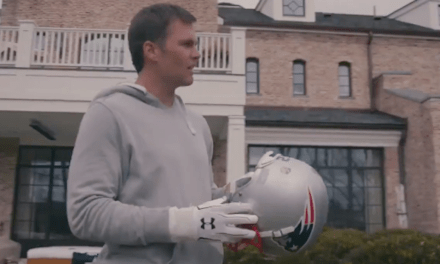 The NFL Has Made a Ruling on Tom Brady's Helmet Model