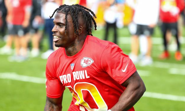 Chiefs Release a Lame Statement on Tyreek Hill