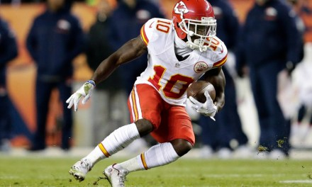 Police Called to Tyreek Hill's Home After the Release of Audio Recordings