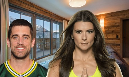 More From from Aaron Rodgers and Danica Patrick's Epic Austrian Alps Vacation