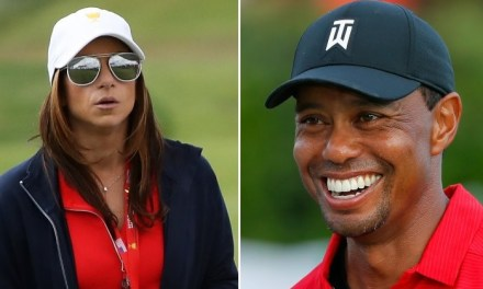 Tiger Woods' Girlfriend Erica Herman a No Show at The Masters