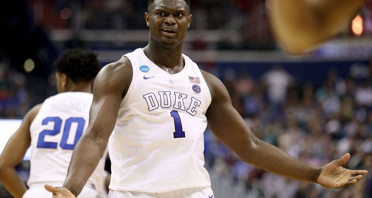 Zion Williamson Finally Explains Why He Left College for the NBA