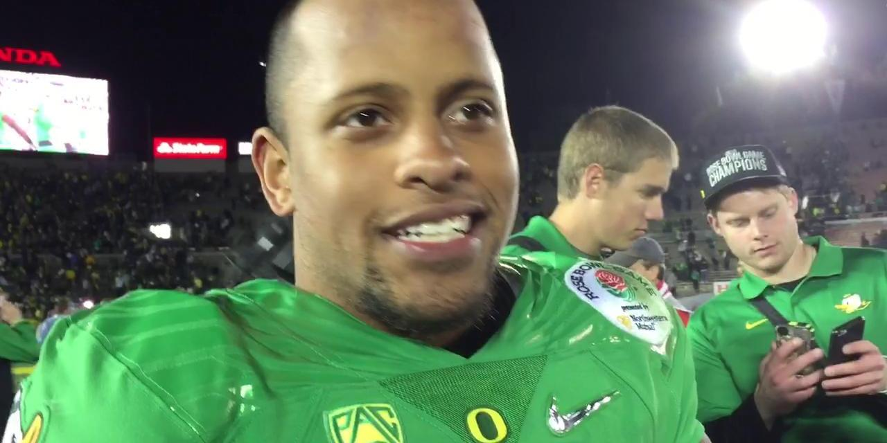 Former Oregon Receiver Keanon Lowe Stopped a Gunman at a Portland High School
