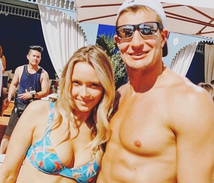 Rob Gronkowski's 5-Day Retirement Bash Looked Awesome
