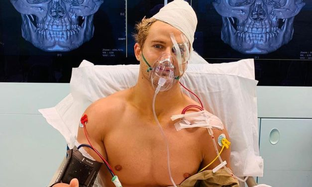 MMA Fighter 'Super' Sage Northcutt Has Posted an Update of his Injuries