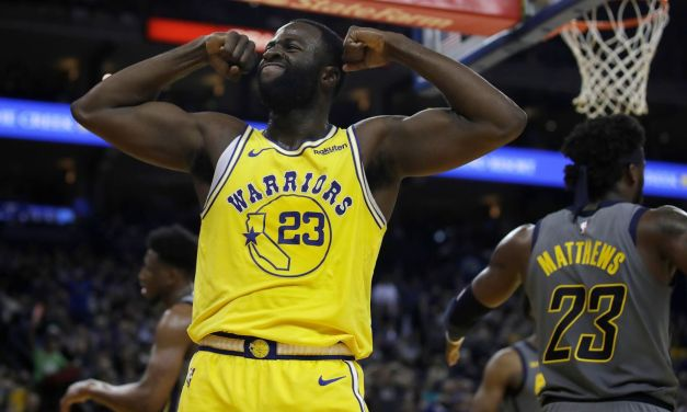 Draymond Green's Son Is No Longer Allowed to Watch the NBA After Developing This Bad Habit