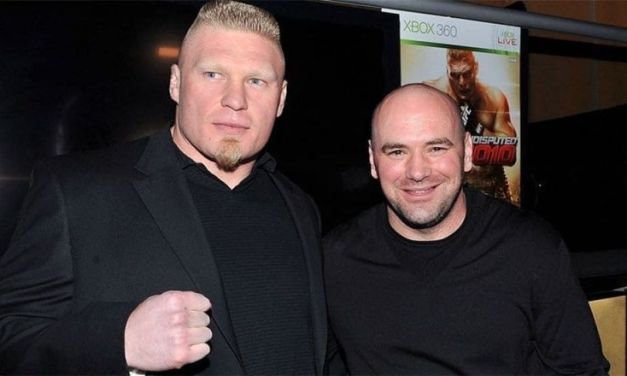 Brock Lesnar Retired from Mixed Martial Arts