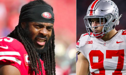 Richard Sherman Explains How He'll Get Along with Nick Bosa and His Past Insensitive Social Media Posts