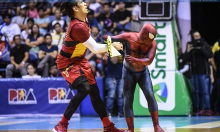 Filipino 'Spider Man' Jailed for Storming the Court and Hurting Player