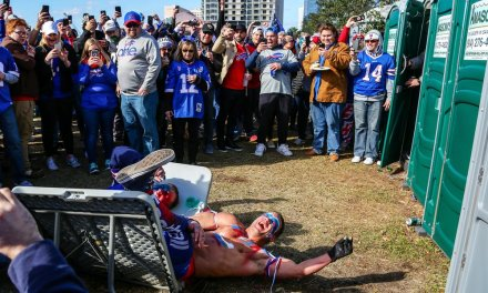 The Buffalo Bills are Trying to Hold the Bills Mafia Down