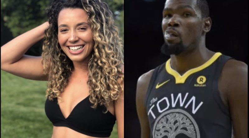 Girl Previously Linked to Kevin Durant Shows Her Support