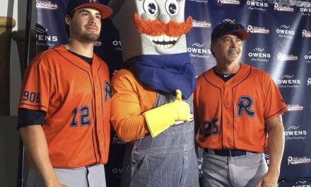 Rafael Palmeiro and His Son were Released by Independent League Team
