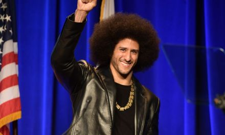 Colin Kaepernick Gives Birthday Shout Out to This Historical Figure