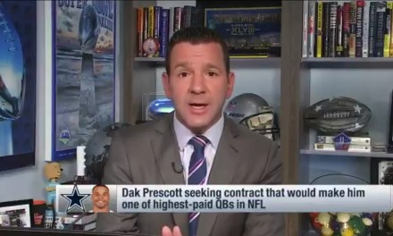 Dak Prescott Deal Likely to Exceed $30 Million a Year