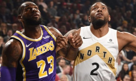 LeBron James Met with Kawhi Leonard During the Playoffs to Sell Him on the Lakers