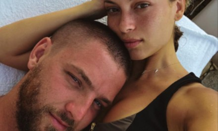 Chandler Parsons and His Model Girlfriend Cassie Amato Have Called it Quits