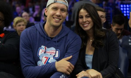 Nick Foles' Wife Reveals She Had a Miscarriage