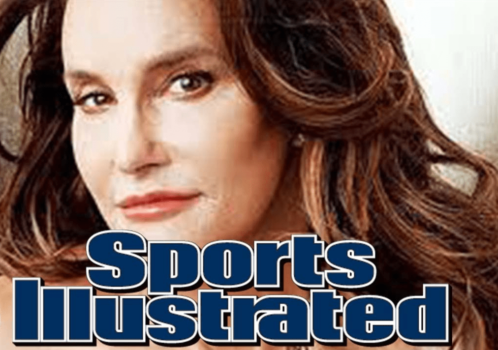 Next Topless Model! Caitlyn Jenner Bragging About Posing