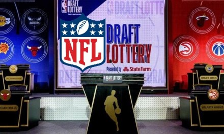 NFL's Official Draft Account Wants to Borrow Something from the NBA