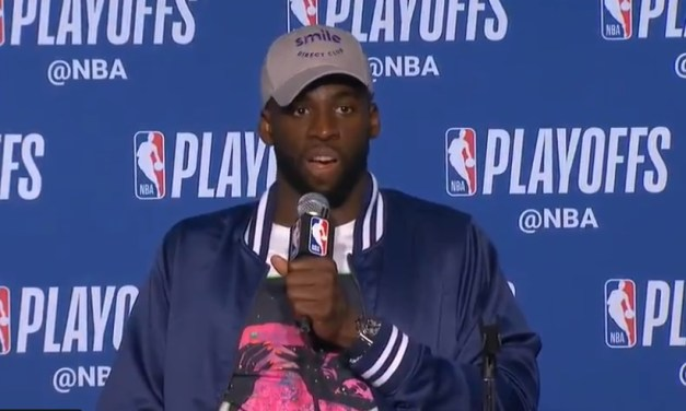 Draymond Green Says Referee Drama is 'Embarrassing For The Game'