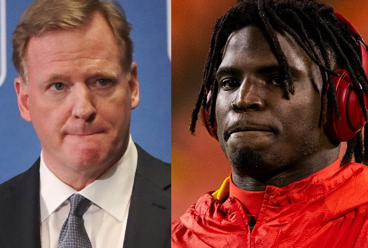 Roger Goodell Finally Breaks His Silence On Tyreek Hill Situation