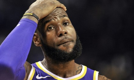 Adam Silver Admits Not Having LeBron in the Playoffs Is Hurting