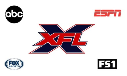 XFL Games to Air on ESPN, ABC, Fox Properties