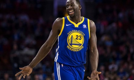Draymond Green Prepared for Game 5 by Liking a Porn Account on Twitter