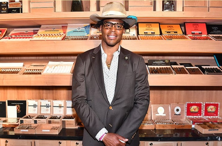 Cam Newton's Cigar Bar In Atlanta is Open For Business