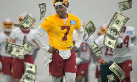 Dwayne Haskins Reveals His First Big Purchase Since Being Drafted