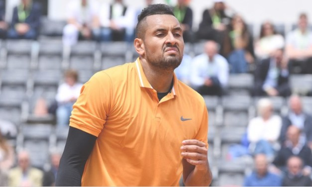 Nick Kyrgios Takes a Very Disrespectful Shot at the French Open