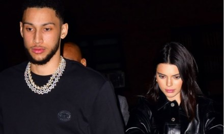 Kendall Jenner Confirms Her Status with Ben Simmons in Australian Vogue Interview