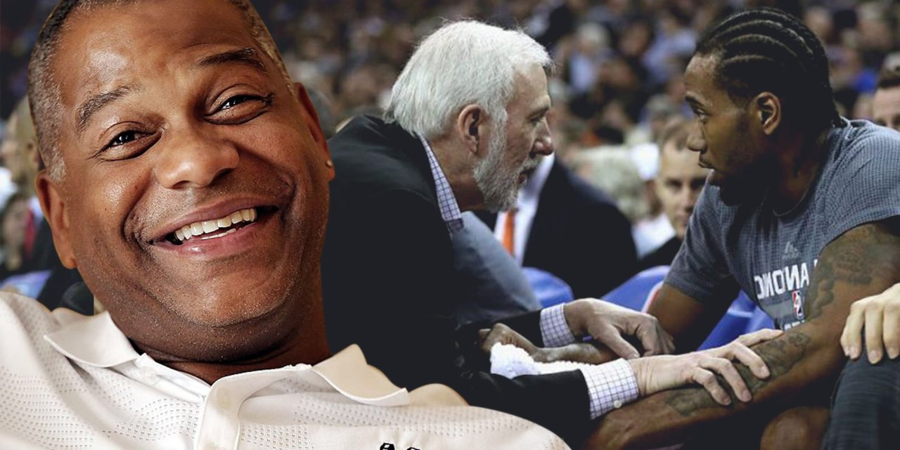 Kawhi Leonard's Uncle Dennis Robertson Finally Comments On His Decision To Leave the Spurs
